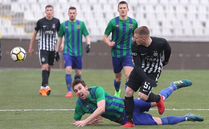 Peh za Zemun - Trajković doživeo prelom noge