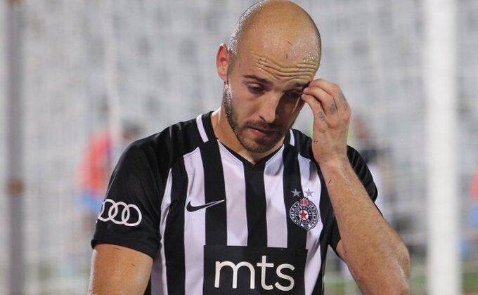 Partizanov bek ima neobičan utisak - Sudija ''navijao'' za remi?!