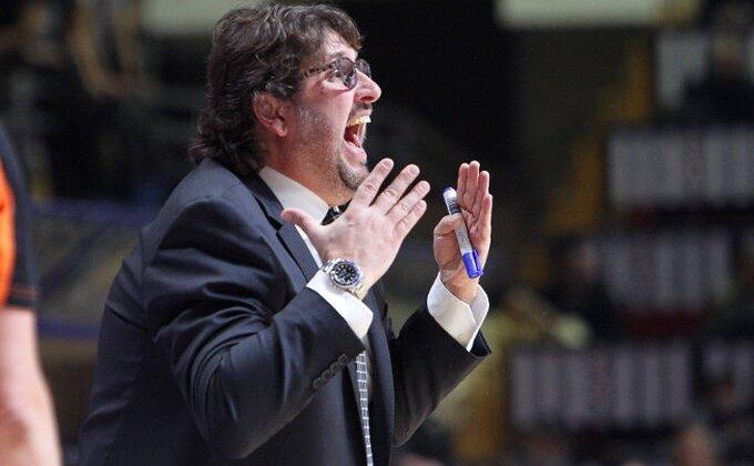Odbrana, odbrana i samo odbrana! Trinkijeri jasno stavio do znanja igračima Partizana na šta da obrate pažnju!