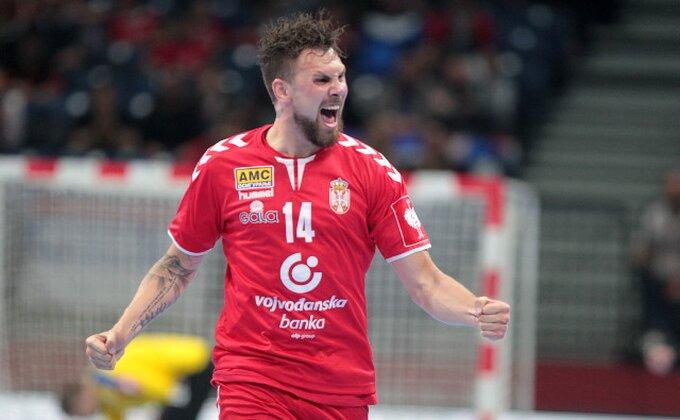 Bogdan Radivojević ponovo u postavi kola EHF Lige šampiona