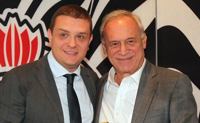 Sad je na potezu uprava Partizana, hoće li se crno-beli pojačati do trećeg kola? Brazilac je nova meta!