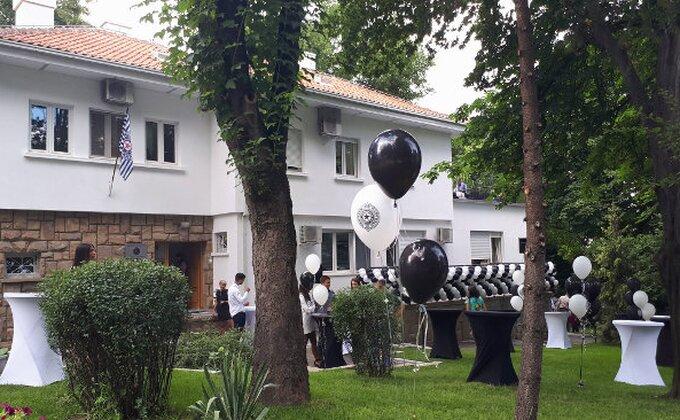 Otvorena Partizanova (nova) kuća