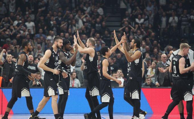 Poluvreme - Dok je sticao prednost nad Trentom, Partizan dobio rivala u četvrtfinalu!