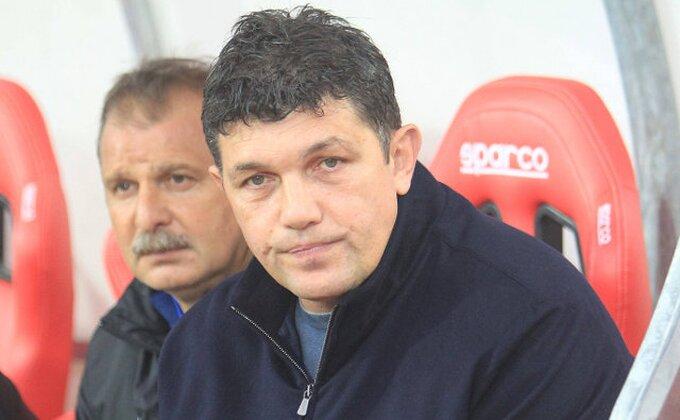 """Petrić: """"Ja sam izvukao pouke, nadam se da su i igrači"""""""