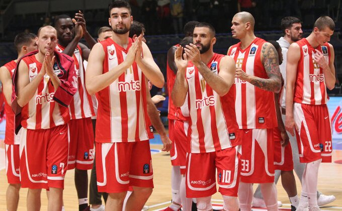 Košarkaši Zvezde naučili lekciju u Breši