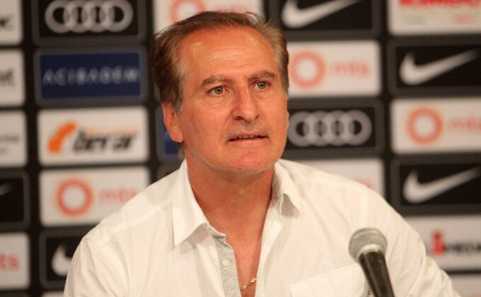 "Kažić: ""Večeras smo bili bolji, ali Partizan zasluženo ide dalje"""