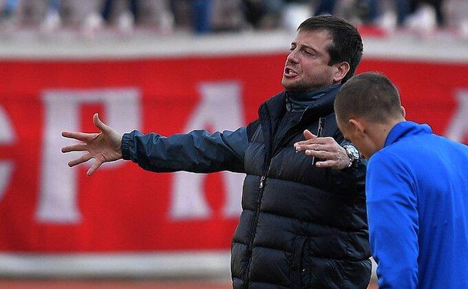 Lalatović zadovoljan, a zašto je Milovanović izveo kombinovan sastav protiv Radničkog?