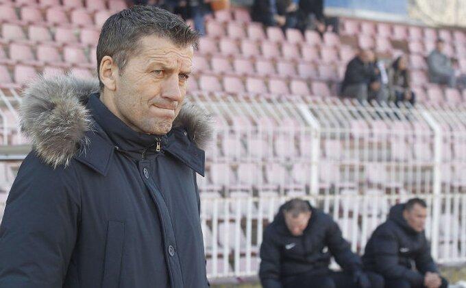 Đukić pred početak meča otkrio šta se desilo Mitroviću i poručio: ''Mi smo Partizan, idemo po pobedu!''