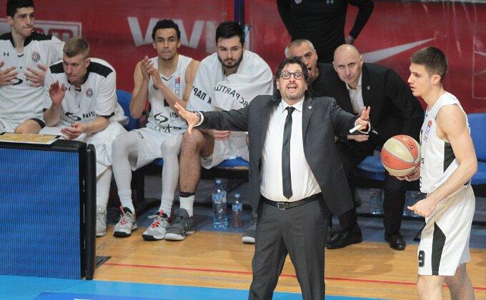 SL- Partizanova rutina, ali šta reći za Meginu ''rafalnu paljbu''? Imamo parove polufinala!