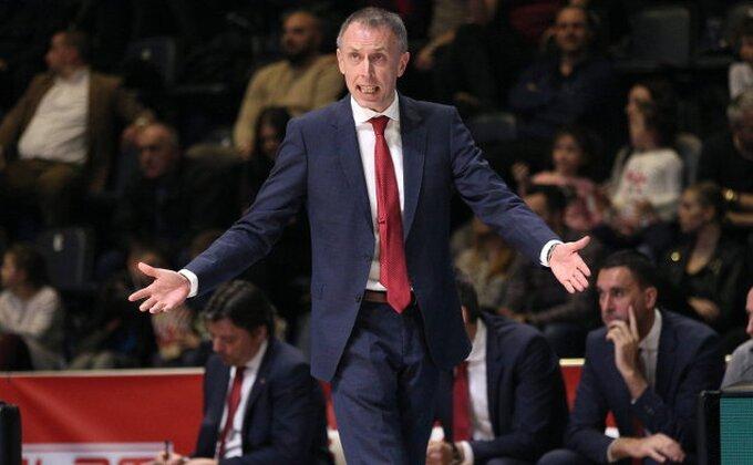 """Tomić kaže da je Zvezda odigrala """"perfektno"""", ali da cilj nije ispunjen"""