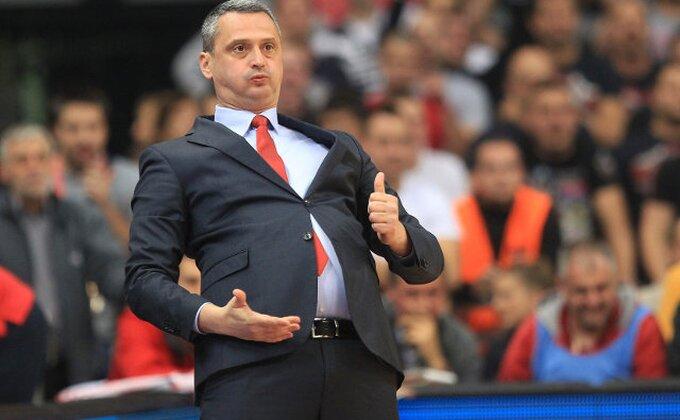 """Radonjić: """"Zaslužena pobeda Žalgirisa, bili su bolji"""""""