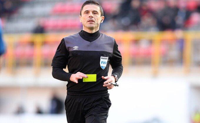 Šta je Mažić rekao igračima Partizana nakon nedosuđenog penala?