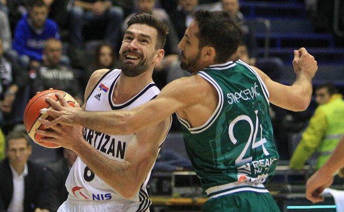Ne može bez drame - Partizan izgubio dobijeno!