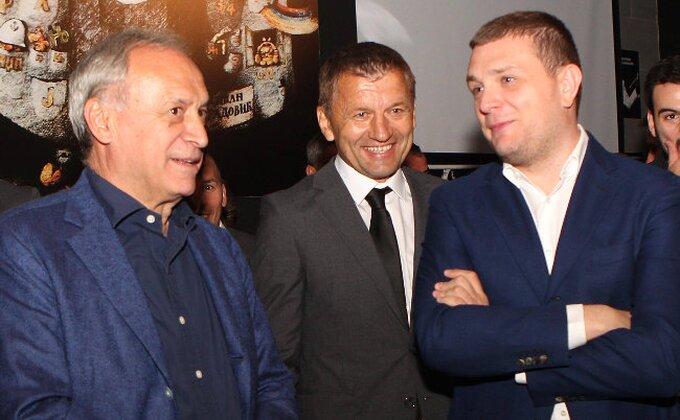 Partizan - ''Pljušte'' Vučelićeve kritike, zakazan Odbor za hitna pitanja!