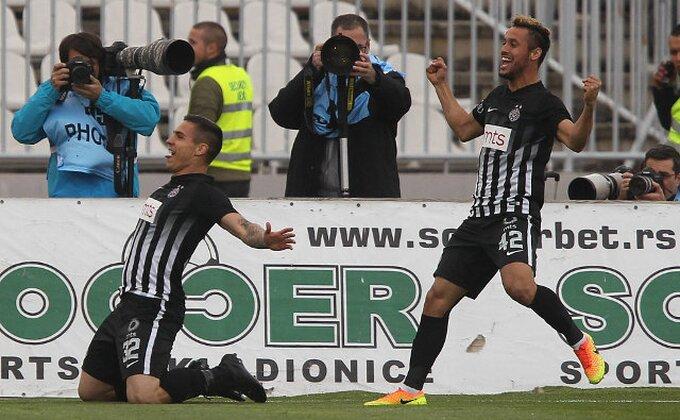 Đurđević najavio gol u finalu Kupa, da li i oproštajni u Partizanovom dresu?