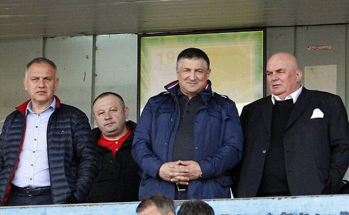 """Tončev okrenuo novi list i poručio igračima: """"Teren, a ne priča!"""""""
