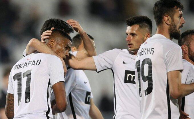 Partizan - Kakva je situacija sa Rikardovom povredom?