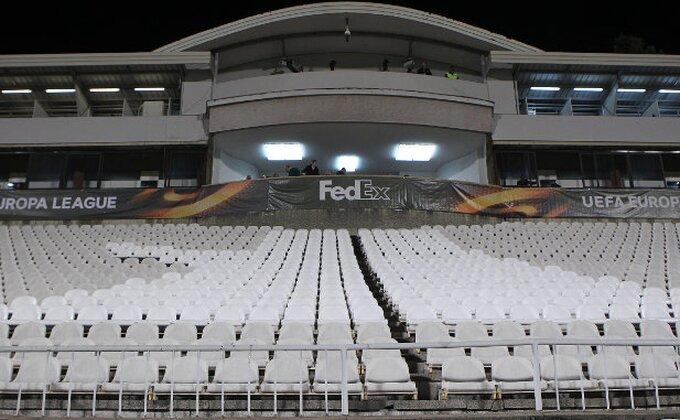 Partizan ima stadion za polufinale LE, u planu postavljanje krova!