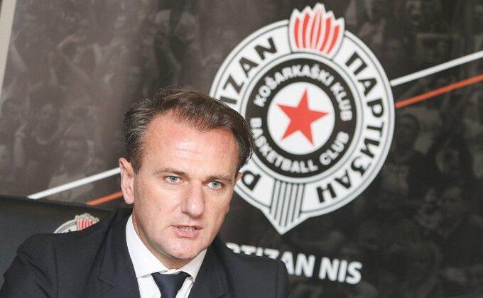 Mijailović najavio važnu promenu u Partizanu, vraća se legenda?
