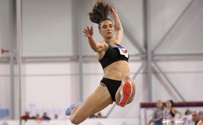 Konačno, Ivana Španović! Ovo je njen rezultat na prvom takmičenju posle 16 meseci!