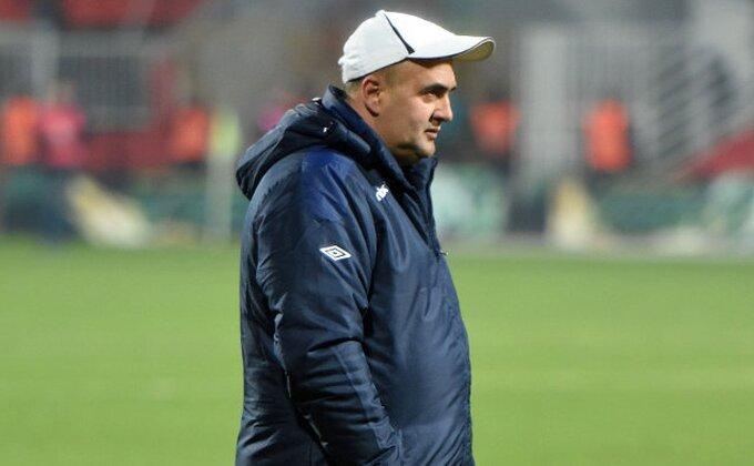 Povratak na mesto uspeha, Napredak predstavio novog trenera!