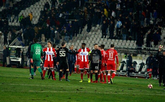 Kazne za Zvezdu i Partizan zbog saopštenja!