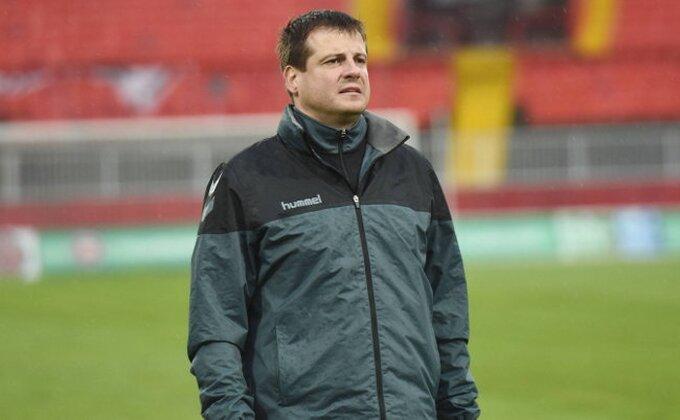 Lalatović otkrio kako je motivisao igrače u poluvremenu