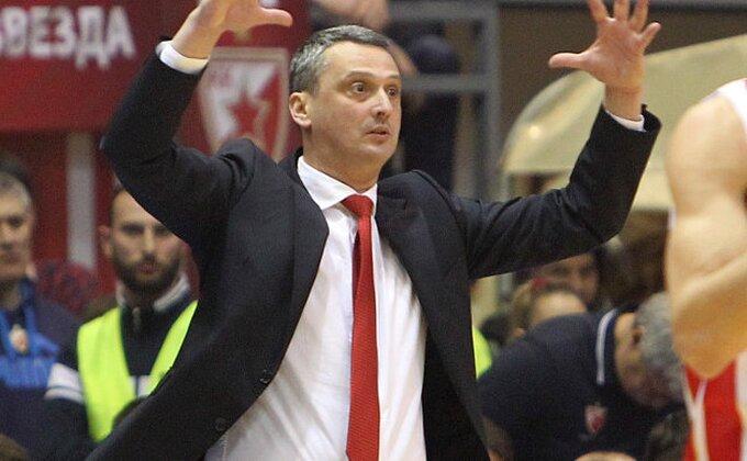 """Radonjić: """"Ne znam u kom sastavu ćemo igrati derbi"""""""
