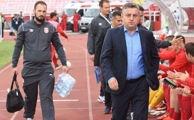 """Sivić: """"Gol u gostima obavezan ako hoćemo na EP"""""""
