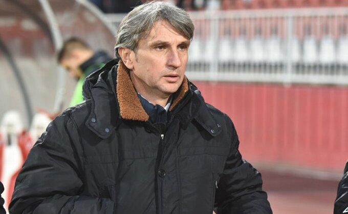 Tešović: ''Očekujem pune tribine i pobedu Novog Pazara''
