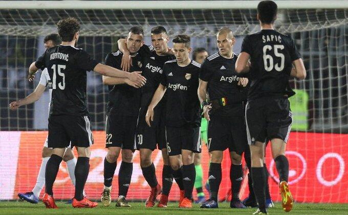 Strašan start ''Brđana'', Slovencima ''spakovali 10 komada''!