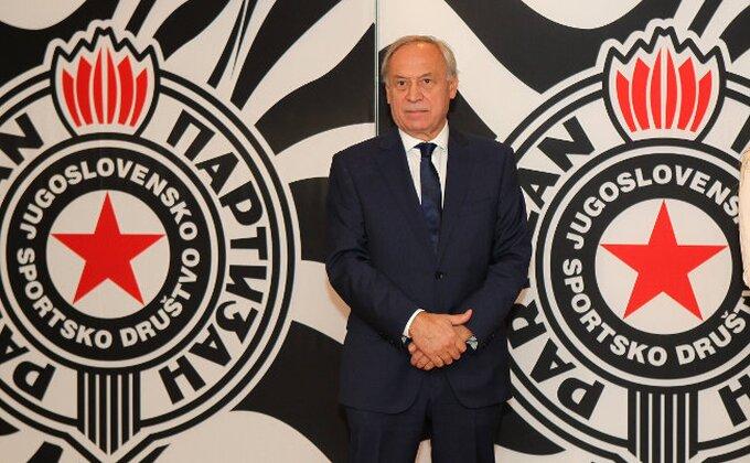 ''Grof'' izazvao reakciju iz Partizana
