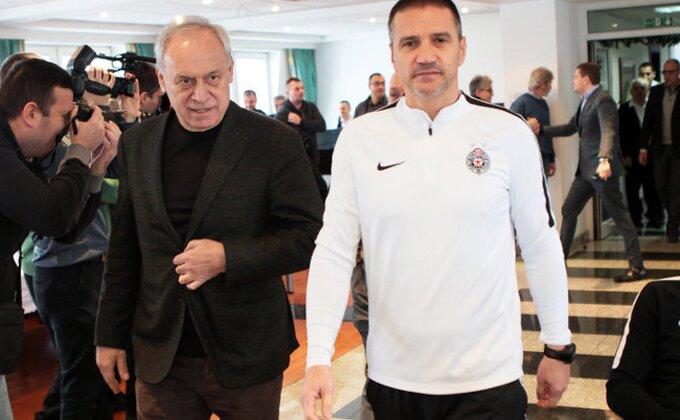 Šokantni obrt u Partizanu! Mirković sutra dobija naslednika na klupi, ime koje niko nije očekivao!