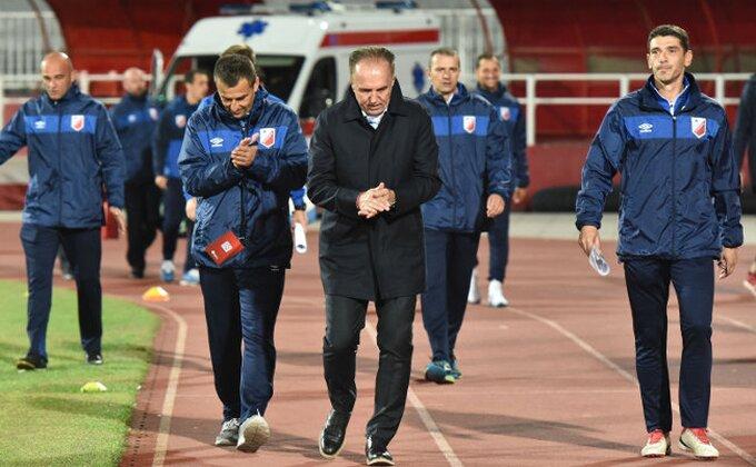 Šta je najveći problem treneru Vojvodine pred duel sa ''Čukom''?