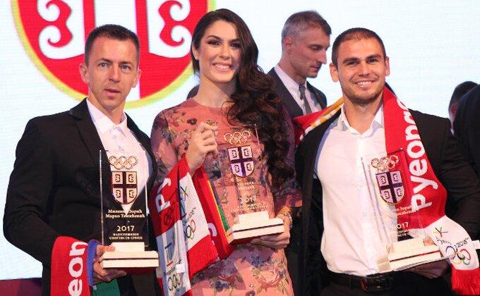 OKS proglasio najbolje - Mandić, Zorić i Tomićević obeležili 2017.