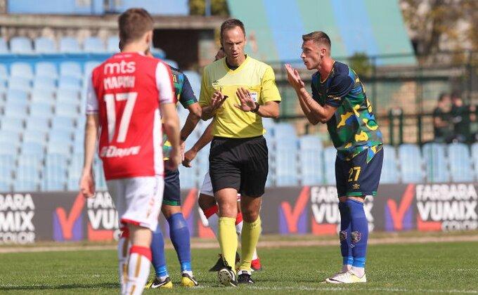 Analiza potvrdila - Dobro je što Ebisilio nije dao gol iz penala