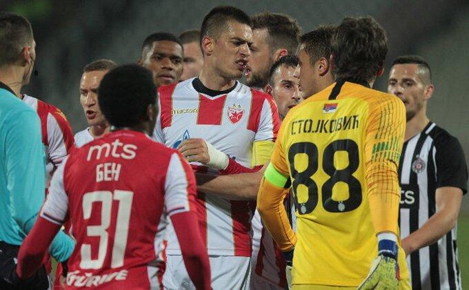 Šta se desilo na ''severu'' posle derbija, postoji li neki problem između Bena i Vujadina Savića?