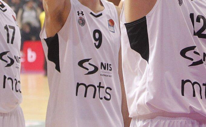 Partizan spremio novu garnituru za Super ligu