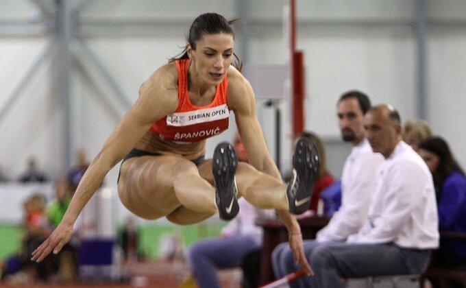 Ivana Španović osvojila svetsko srebro uz nacionalni rekord!