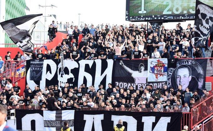 Odavno nije bilo ovoliko pozitivnih komentara o igri Partizana! (TVITOVI)