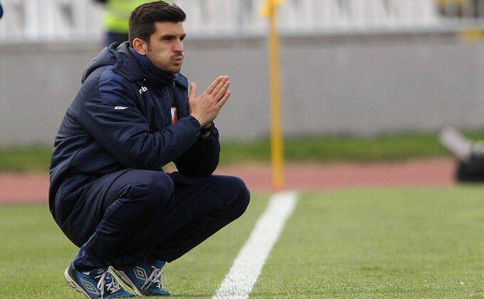 Trener Spartaka: ''Bilo je dosta nekih odluka i momenata koji su nam otežali igru''