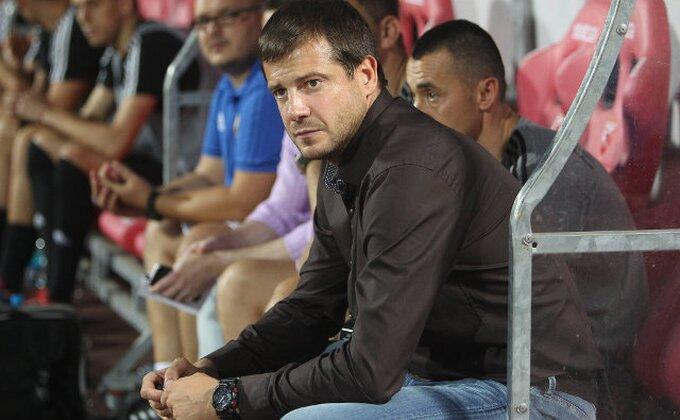 Lalatović otkrio šta je rekao igračima u poluvremenu, upalilo je!