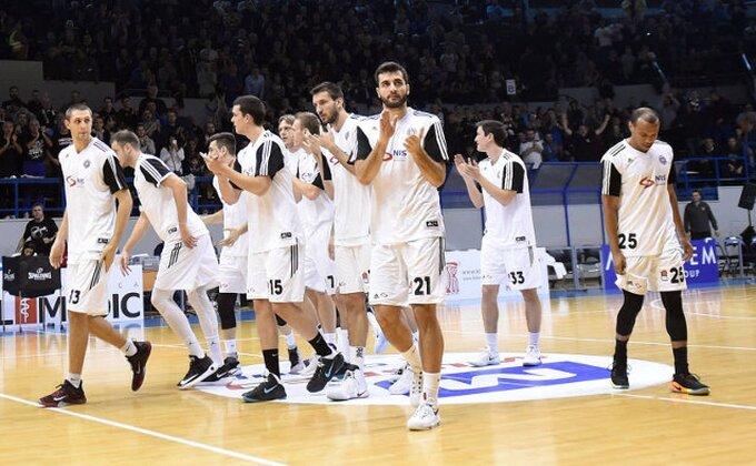 Ko je najbolji, a ko najslabiji? Ovako je publika ocenila igrače KK Partizan u ABA ligi