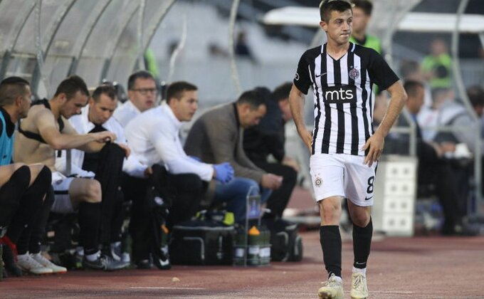 Đerlek napustio Partizan bez obeštećenja!