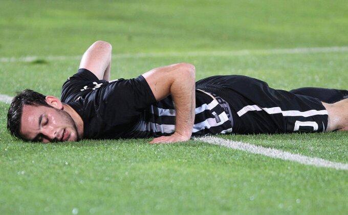 Veliki problem za Partizan, evo koja povreda muči Jankovića
