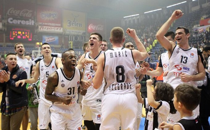 Partizan imao +16, pa jedva pobedio FMP!