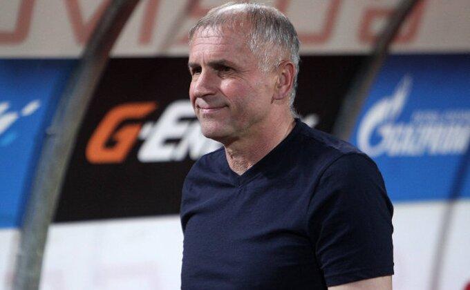 Šta kaže trener Spartaka posle istorijskog uspeha?
