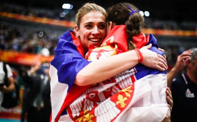 Svetske šampionke doputovale u Beograd, tek sledi sumiranje utisaka