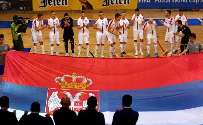 Odloženi i mečevi futsal reprezentacije Srbije
