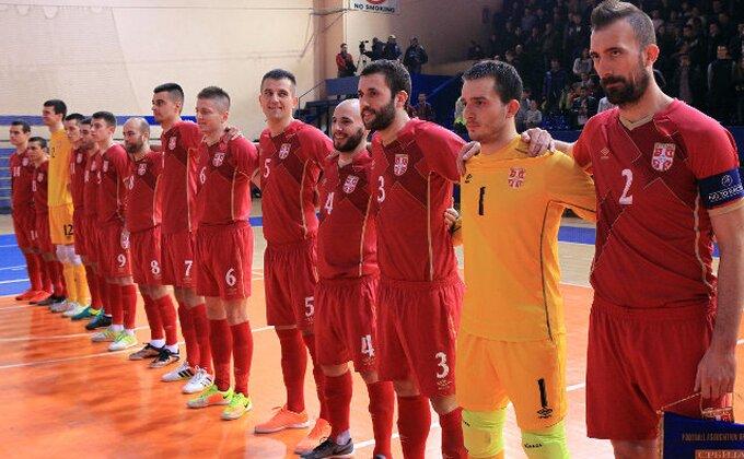 Selektor futsal tima Srbije: ''Veliki uspeh!''